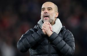 Guardiola commends Manchester City youngsters on their skills