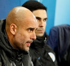 """Guardiola is """"100%"""" sure about staying on at City"""