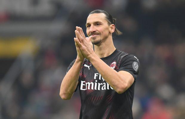 How Zlatan Ibrahimovic felt on second AC Milan debut against Atalanta