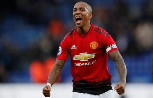 Inter Milan agree terms with Manchester United veteran Ashley Young