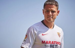 Javier Chicharito Hernandez leaves Sevilla to join LA Galaxy