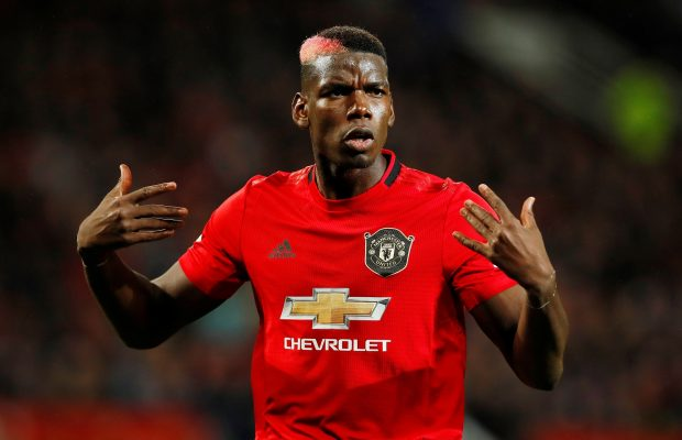 Juventus considering outlandish player plus cash offer for Pogba