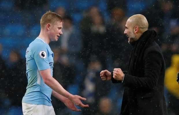 KDB reveals how long it took Manchester City to tactically plan their match against United