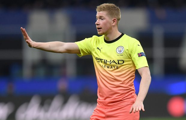 Manchester City star Kevin de Bruyne makes Premier League history