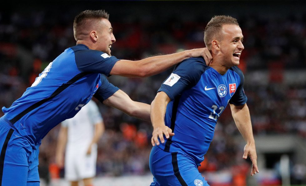 Napoli swoop for Celta Vigo midfielder Stanislav Lobotka