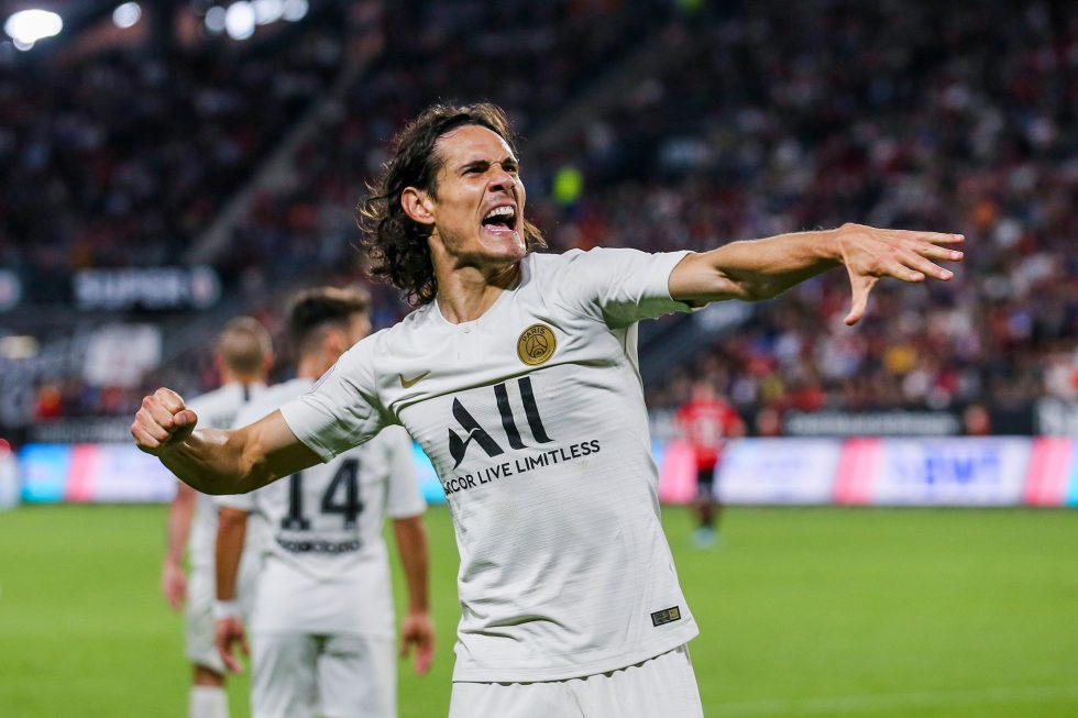 PSG confirm Cavani wants to leave