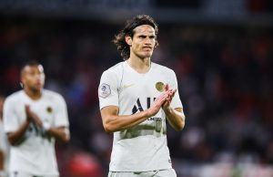 PSG's Edinson Cavani wants to join Atletico Madrid claims his mother