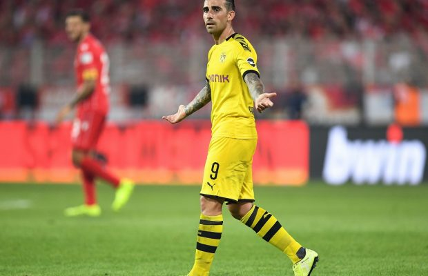 Paco Alcacer Demands Borussia Dortmund Releases After Haaland Arrival