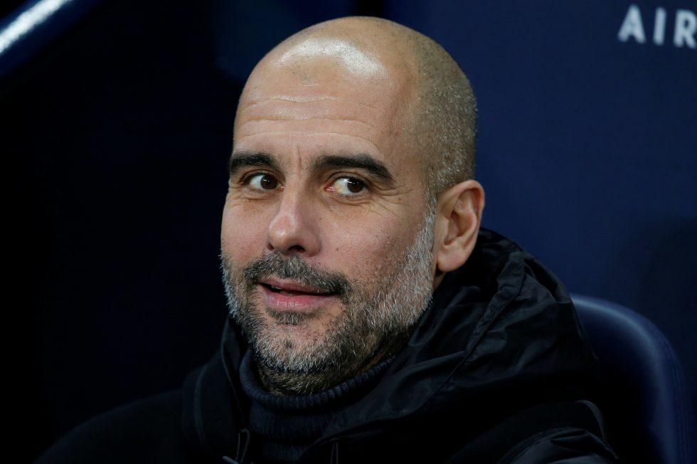 Pep Guardiola uninterested in United-Pool clash