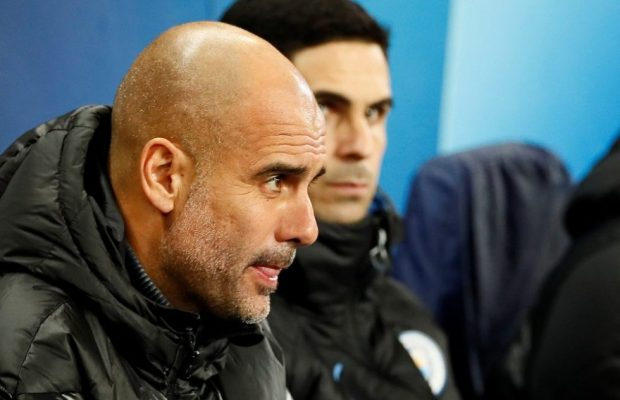 Pep impressed by Mendy
