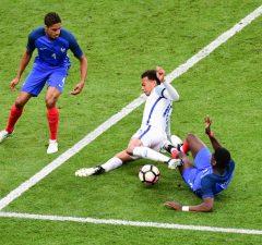 Raphael Varane Reveals Secret Behind Defending Lionel Messi