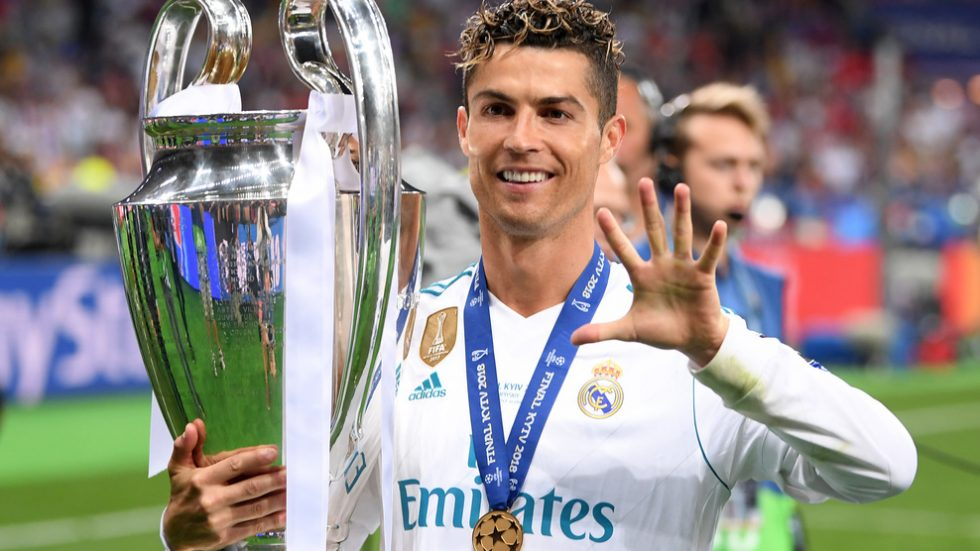 Real Madrid are number one: AGAIN!