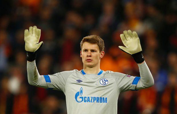 Schalke 04 captain Alexander Nübel to join Bayern Munich in summer