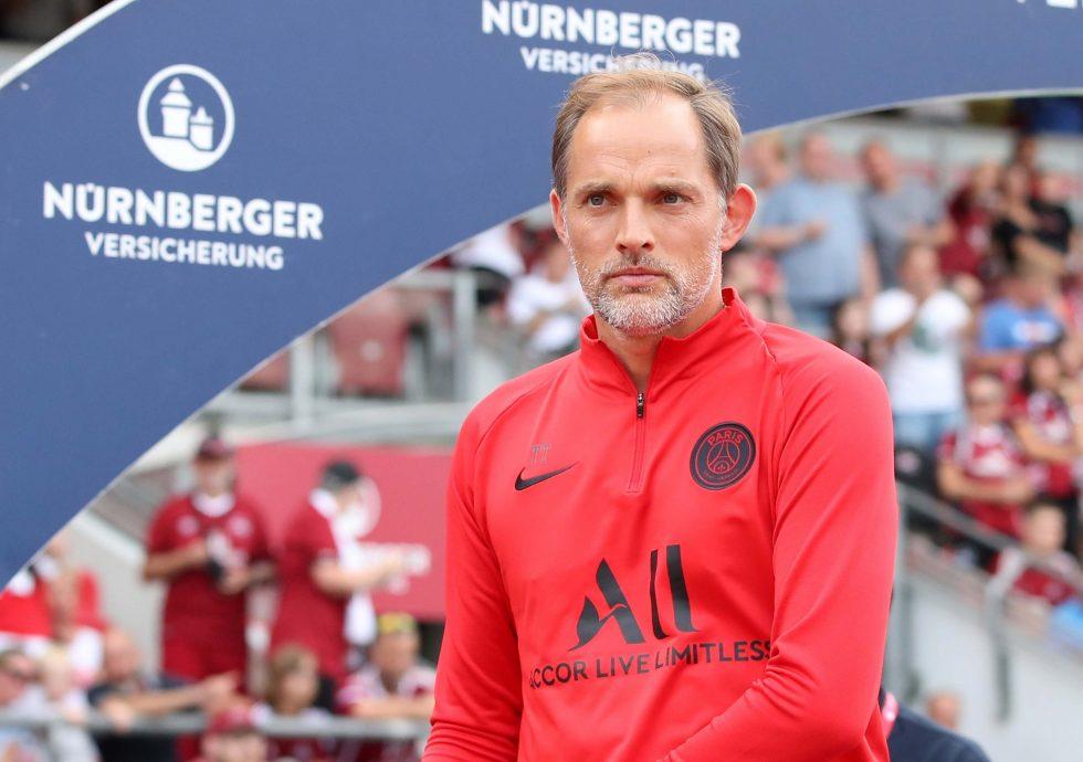 Thomas Tuchel expects Paris Saint-Germain stay for key South American duo