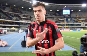 Tottenham agree deal for Harry Kane replacement Krzysztof Piatek