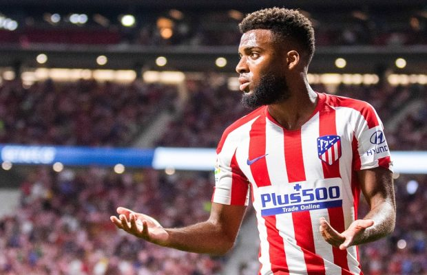 Wolves Leading Race For Thomas Lemar