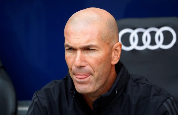 Zidane reflects on Madrid's final win