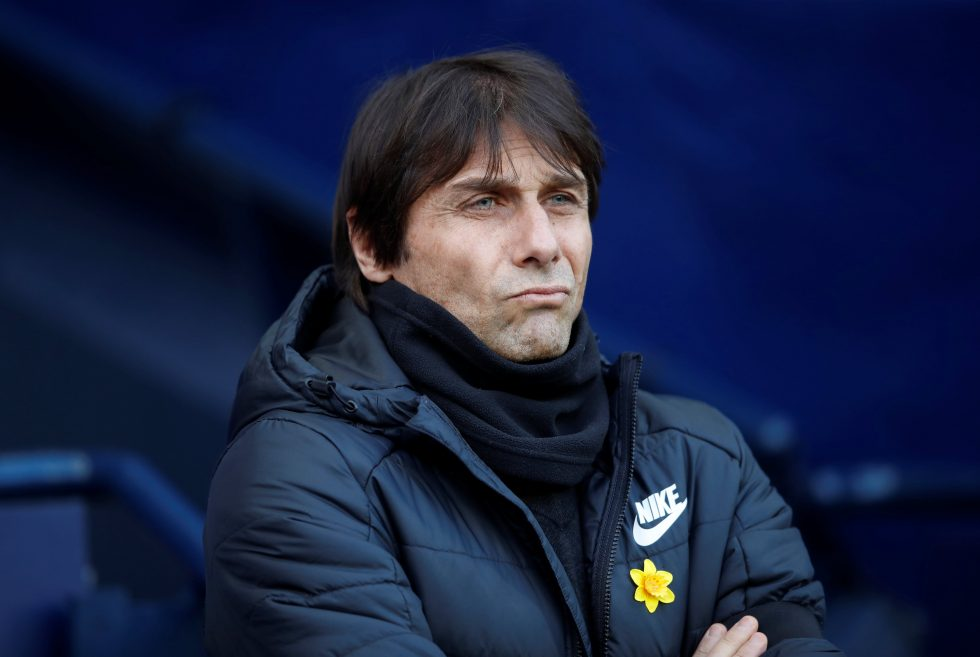 Antonio Conte Tells Christian Eriksen To Increase Intensity To Earn Inter Starting Berth