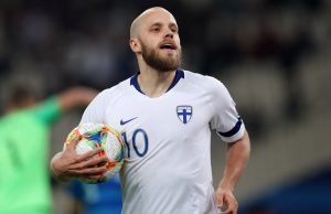 Best Euro 2020 Players - Top Footballers Of Every Country Teemu Pukki
