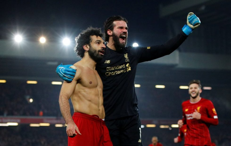 Carragher makes yet another Salah claim