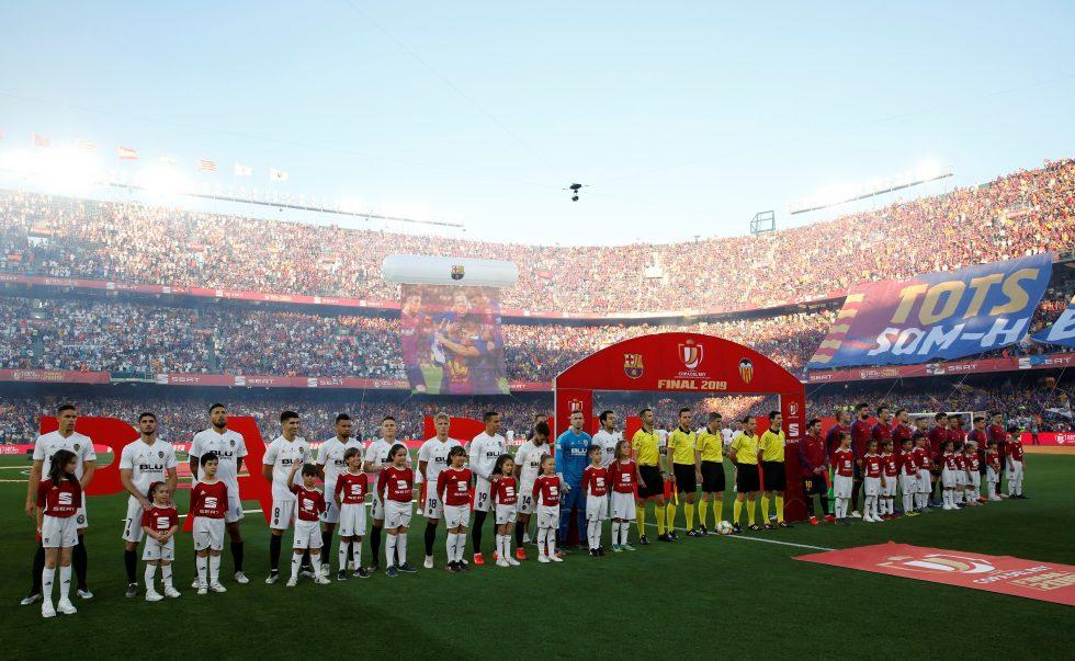 Copa del Rey Fixtures