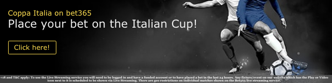 Coppa Italia live streaming: how to watch it live stream free online!