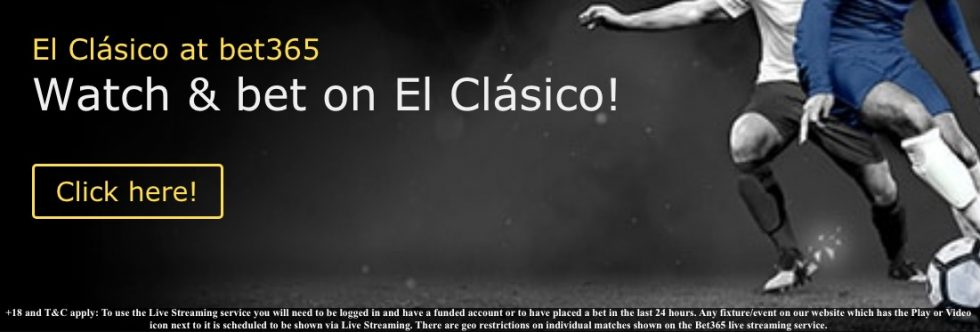El Clasico Tickets: Date, Venue, Kick-Off Time & TV Channel