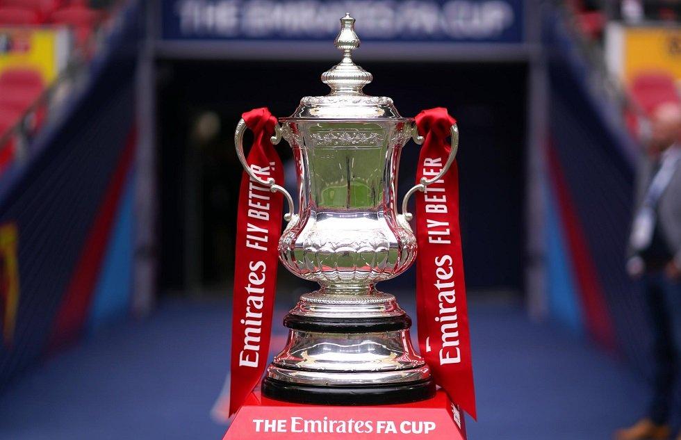 FA Cup results