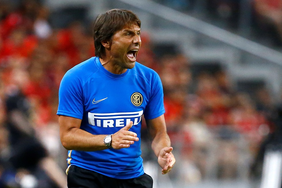 Only Juventus Can Decide Serie A Title Race - Antonio Conte