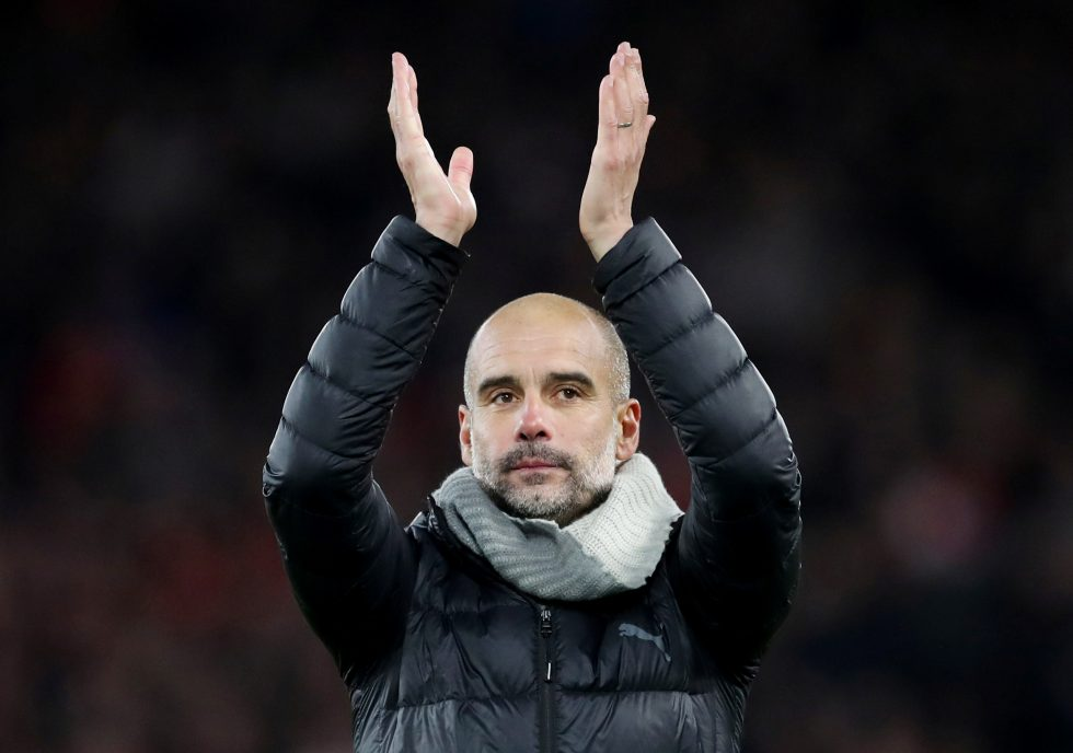 Pep wants team to turn attention on Aston Villa after Real Madrid victory high