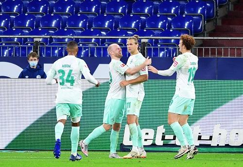 SV Werder Bremen Players Salaries 2020 (Weekly Wages)