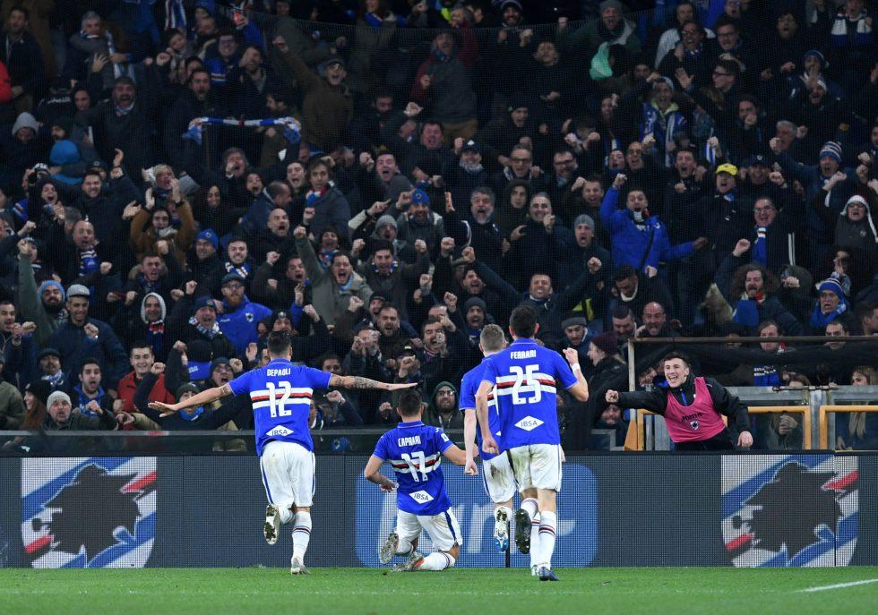 Sampdoria Players Salaries 2020 (Weekly Wages)