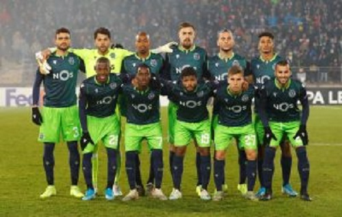 Sporting CP Players Salaries 2020 (Weekly Wages)