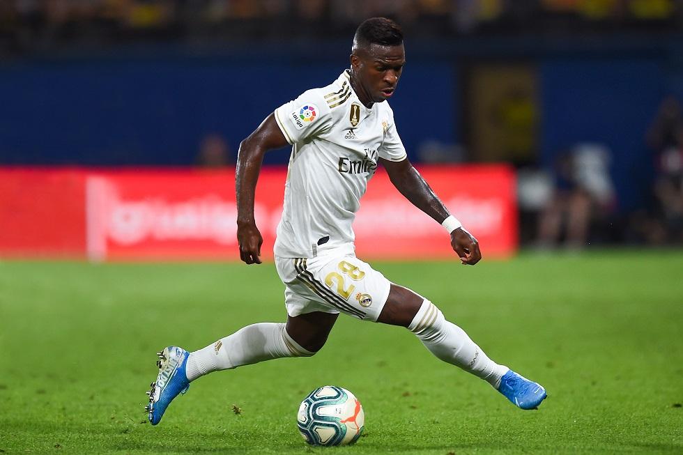 Vinicius Junior Dismisses Rumours Of A PSG Move
