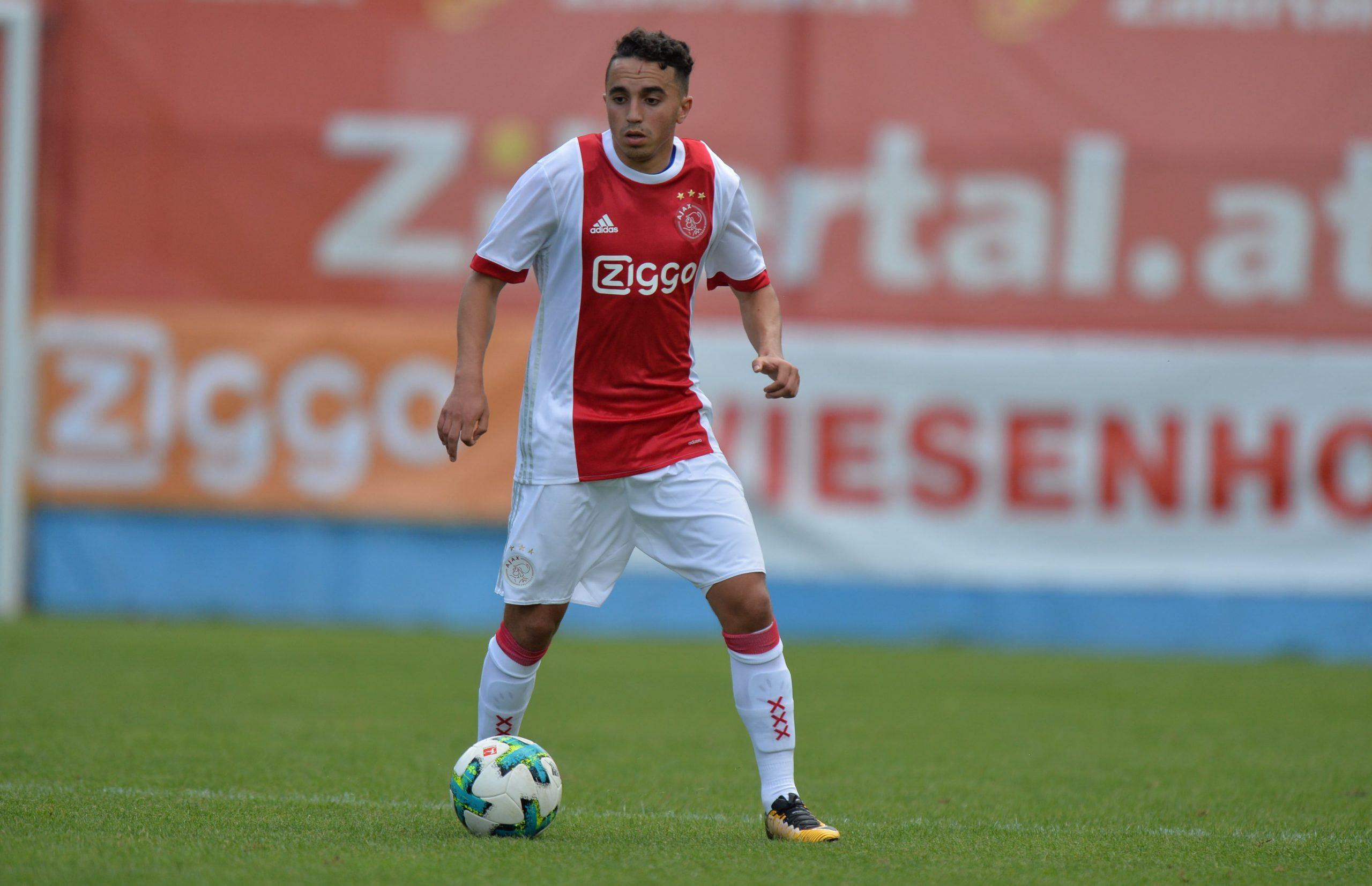 Official Ajax release Abdelhak Nouri