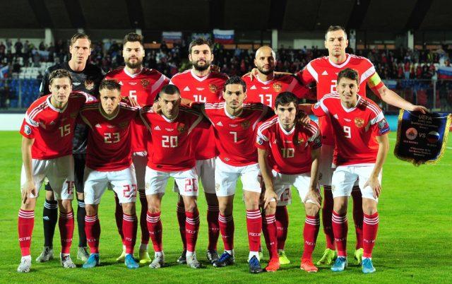 Russia Euro 2020 Squad - Russia National Team For Euro 2021!