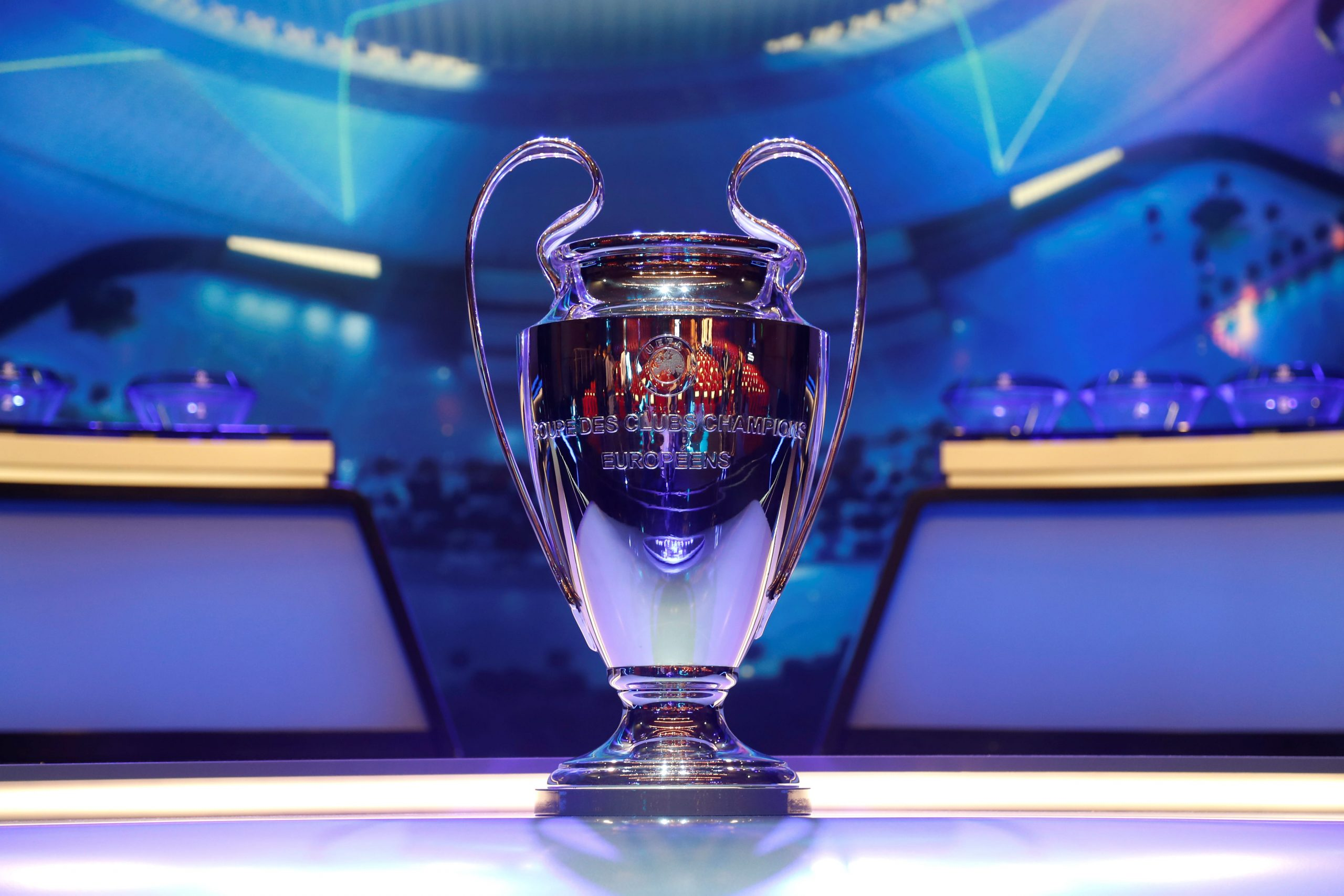 UEFA Suspends Champions League and Europa League - football show comes to a halt