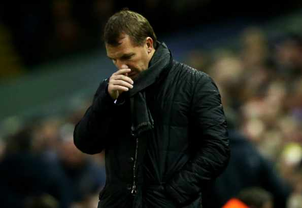 Brendan Rodgers reveals why he joined Leicester City