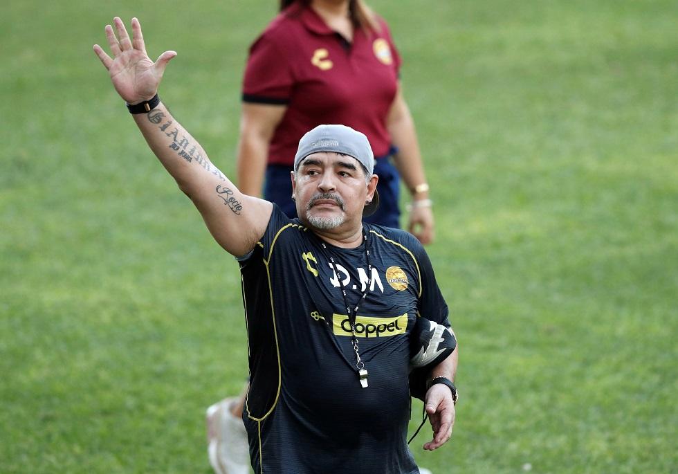 Diego Maradona Net Worth: How Much Is Diego Maradona Worth?