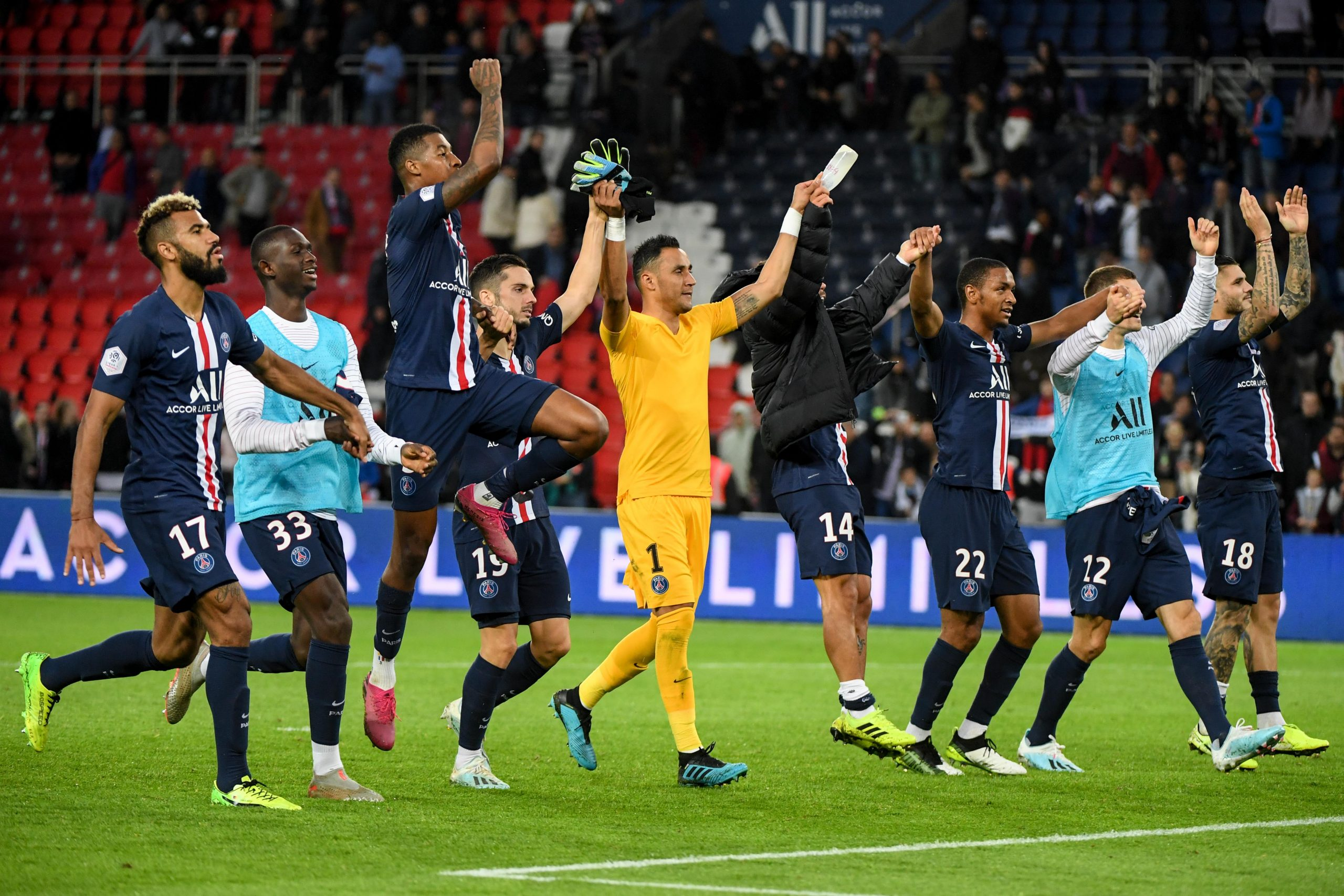 French Football Federation officially declares PSG as French champion
