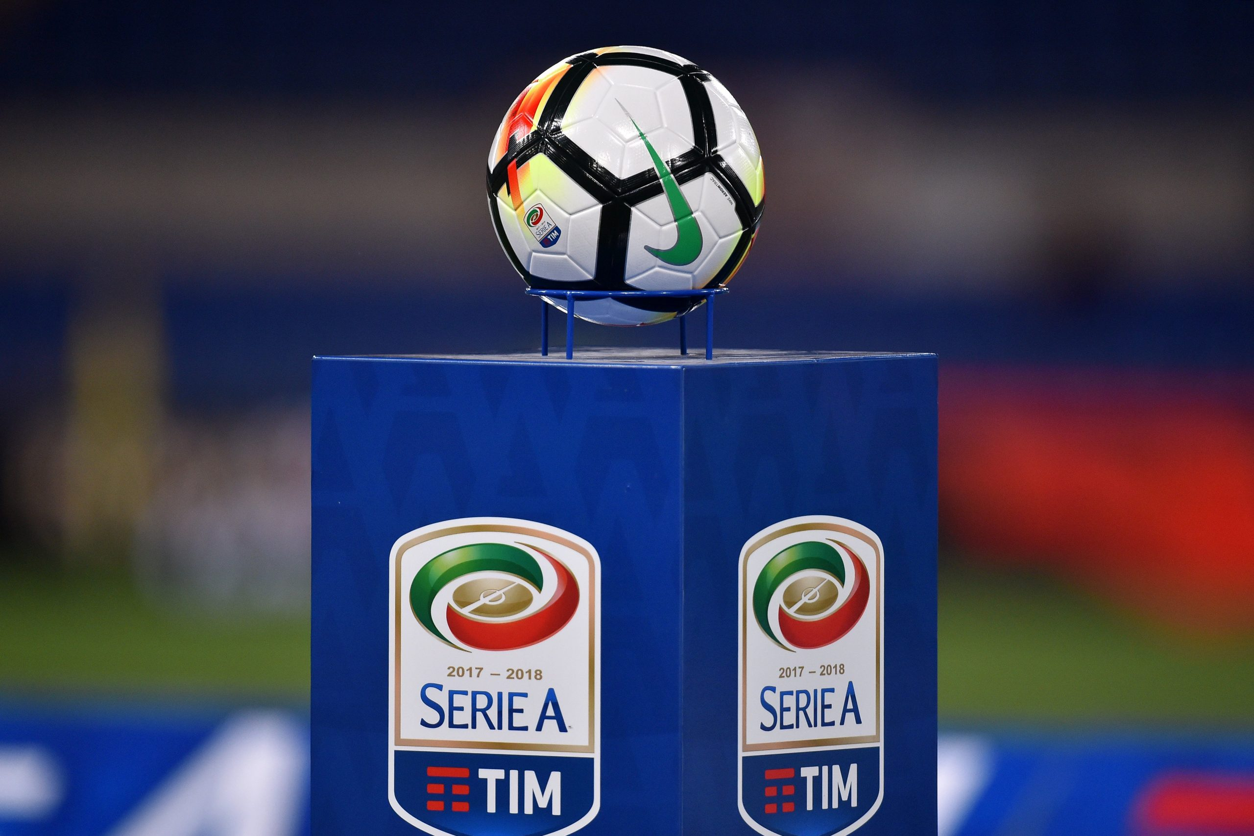 Italy announce football return date amidst lifting of lockdown pressures