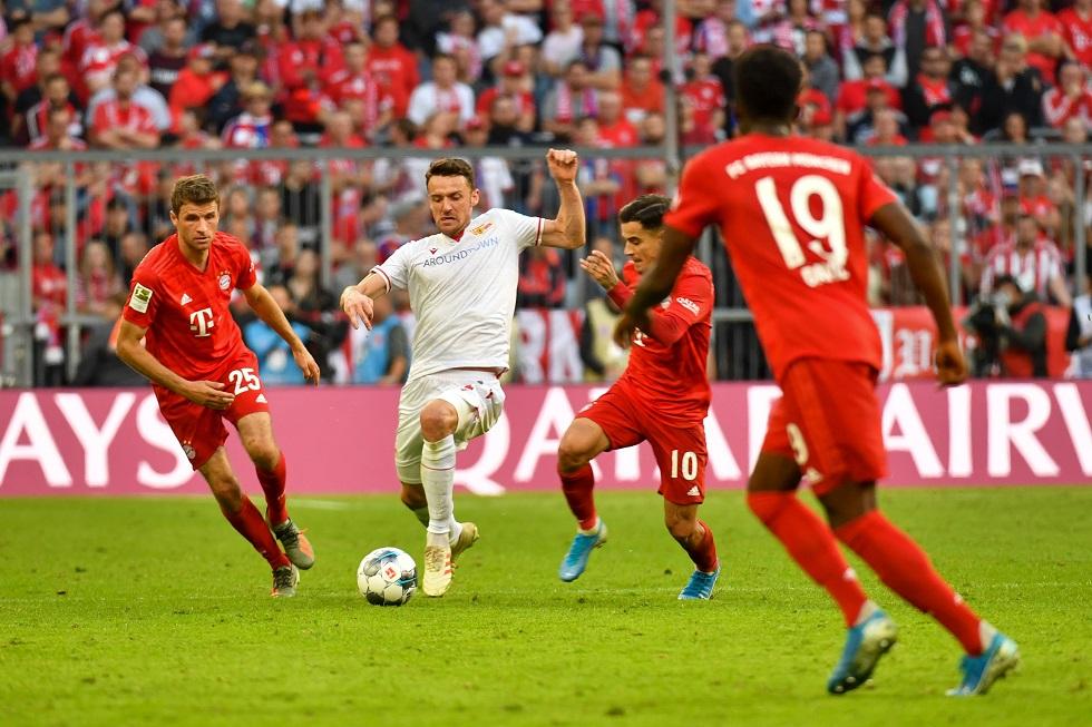 Bayern Munich vs Union Berlin Live Stream, Betting, TV, Preview & News