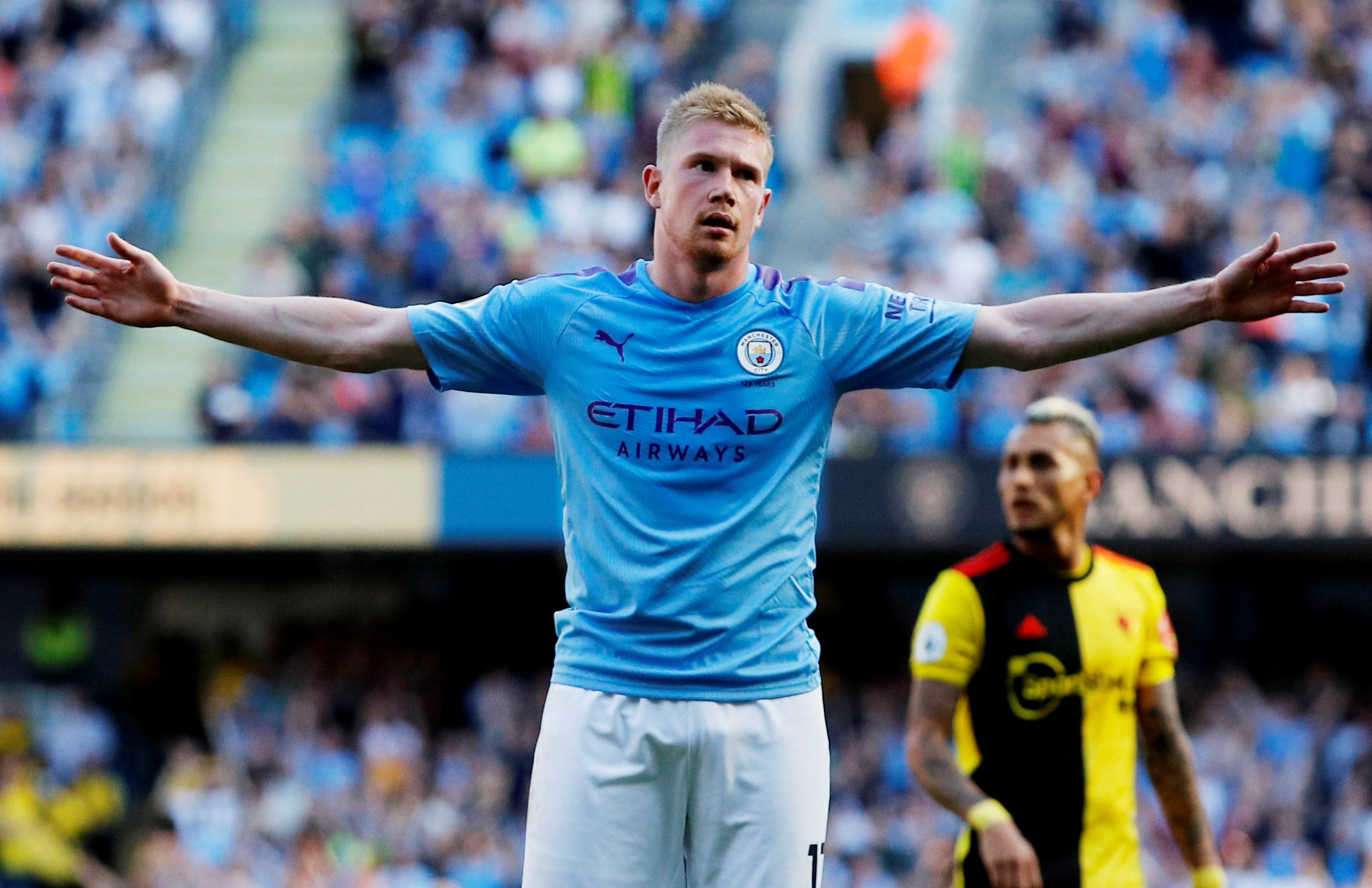 De Bruyne's Future Depends On Sustained CL Ban