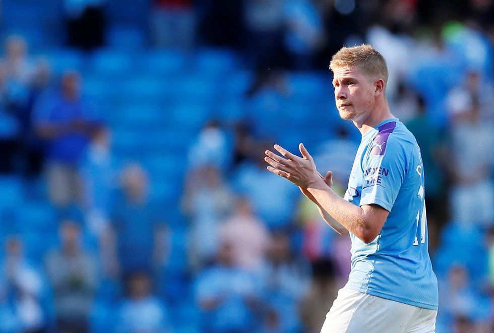 Henry hails KDB as best in the world
