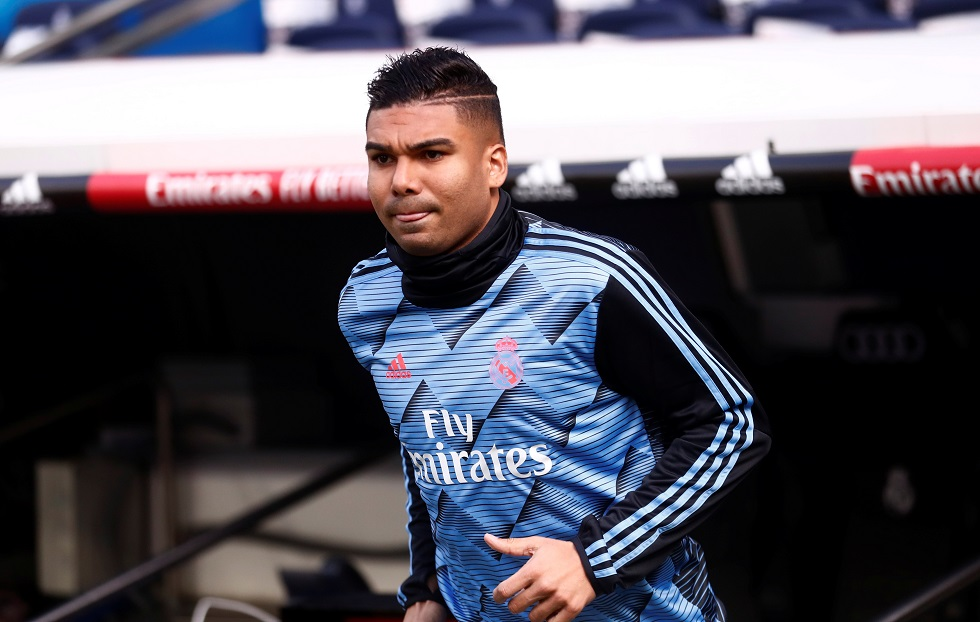 Real Madrid And Casemiro Agree To A Contract Extension