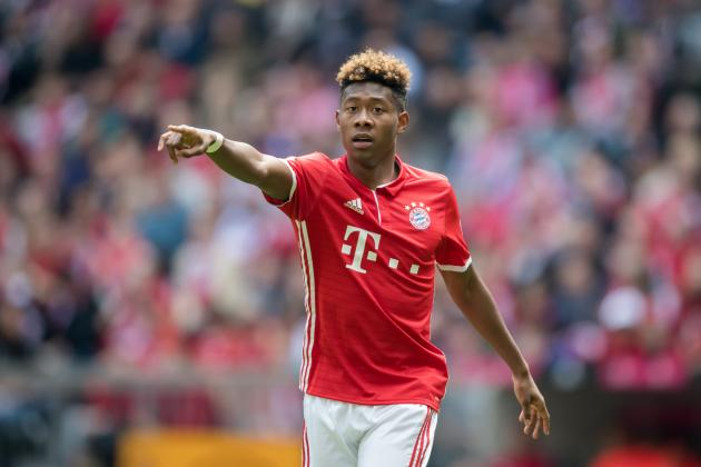 Bayern Munich Refuses To Send David Alaba In Exchange For Leroy Sane
