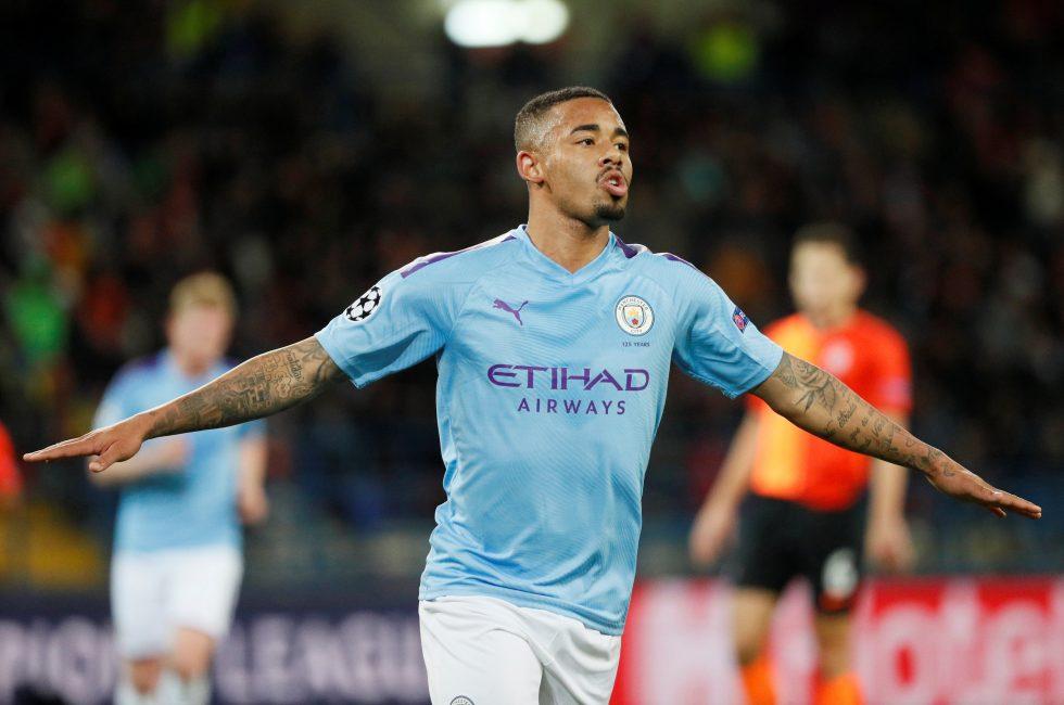 City prepare for Jesus raid from Inter Milan