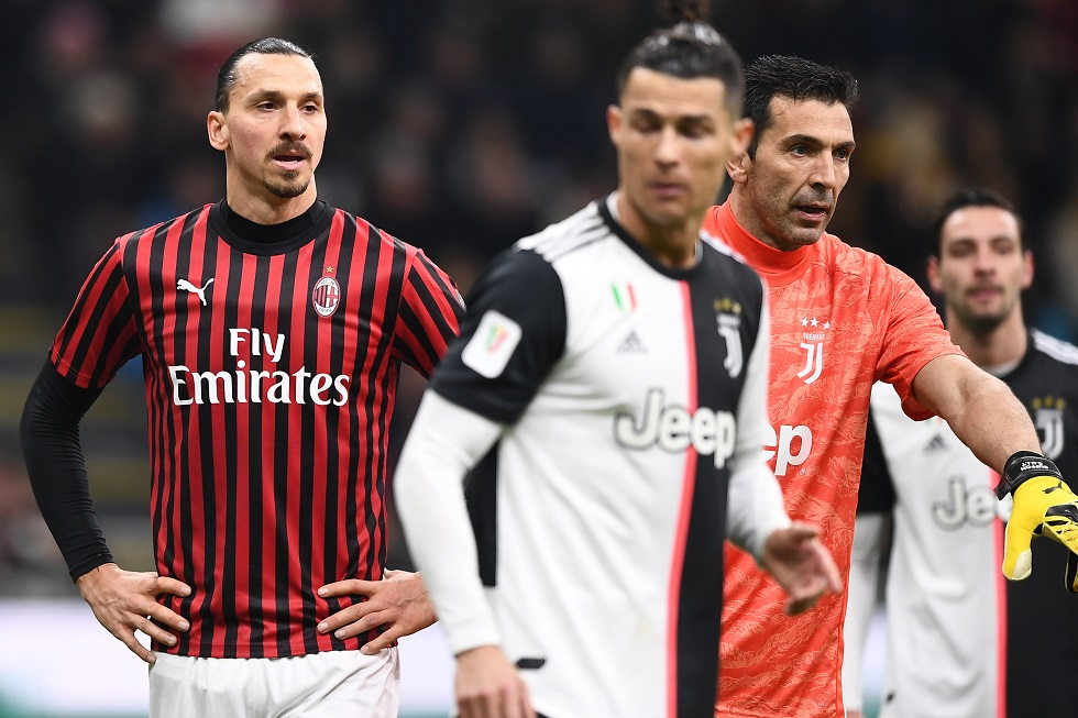 Juventus vs AC Milan Live Stream, Betting, TV, Preview & News