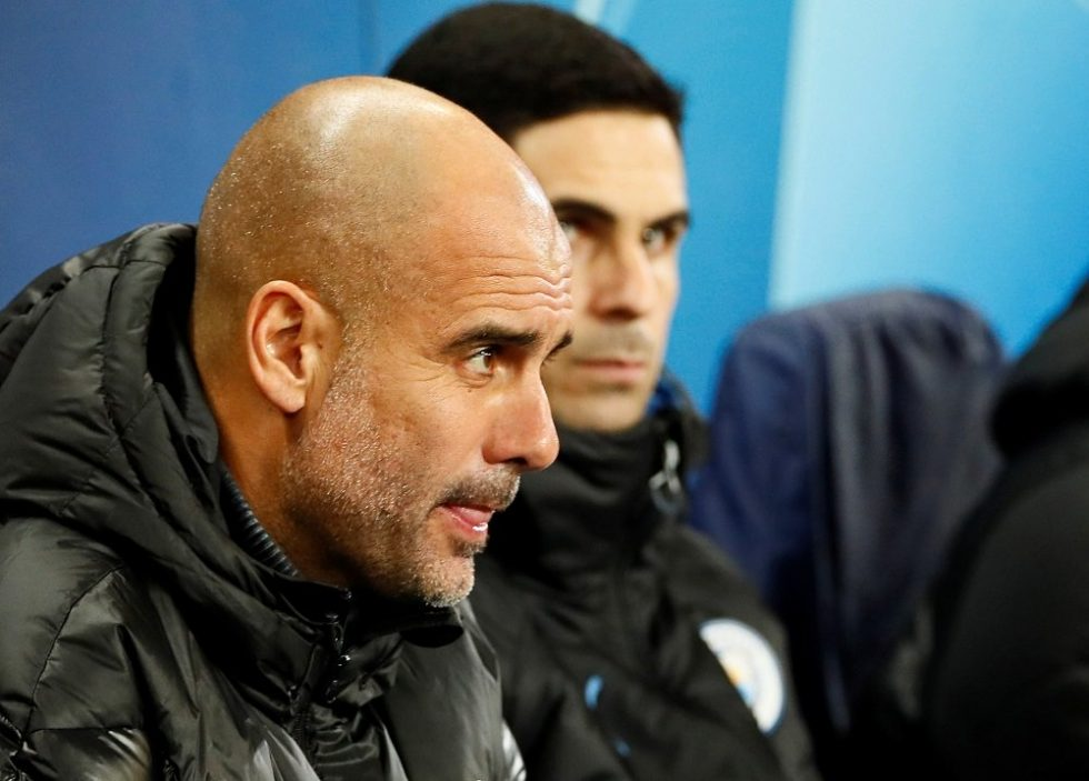 Manchester City Appoint Former Sociedad Coach As Mikel Arteta's Replacement