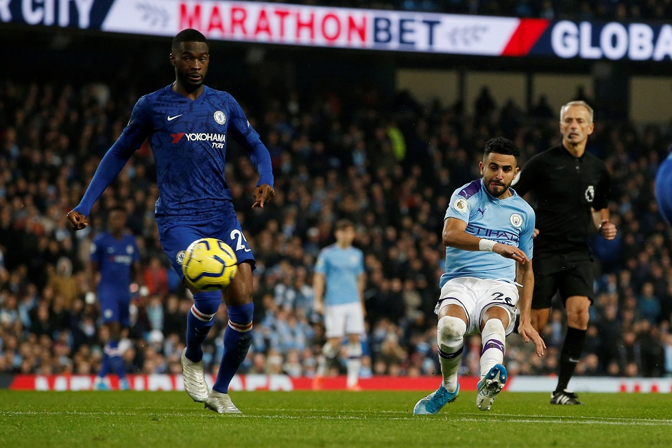 Manchester City vs Chelsea Head To Head Results & Records (H2H)